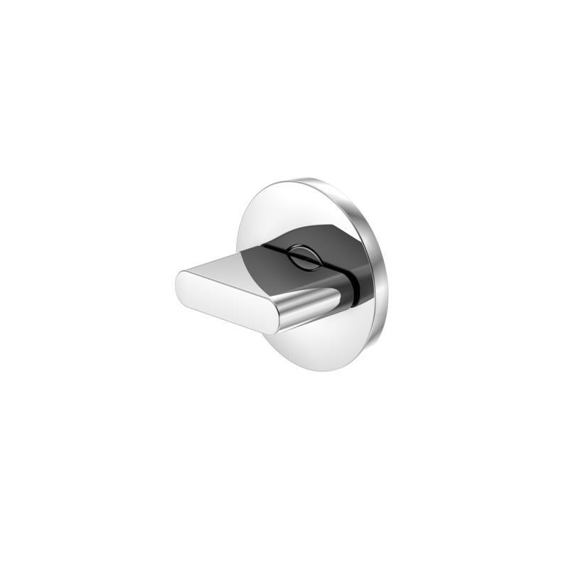 """Steinberg Серия 170 Запорный вентиль, 1/2"""", для горячей воды, с 90 ° керамическим вентилем, в комплекте со скрытым корпусом, c уплотнительной манжетой Kerdi, хром 170 4510"""