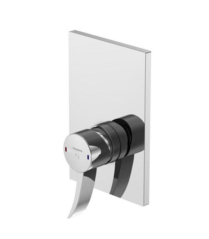 Steinberg Серия 180 Наружная часть для однорычажного встраиваемого смесителя для душa (180 2243)
