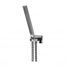 Steinberg Серия 135 Настенный держатель с интегрир. подсоединением шланга, хром 135 1667