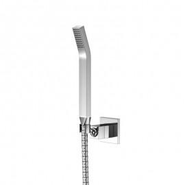 Steinberg Серия 120 Душевой набор с настенным держателем, с металлическим шлангом 1500мм, хром 120 1650