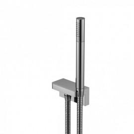 Steinberg Серия 230 Настенный держатель с интегрир. подсоединением шланга, хром 230 1667
