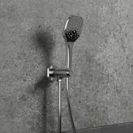Steinberg Серия 390 Ручной душ на 3 режима с металическим шангом (390 1670)