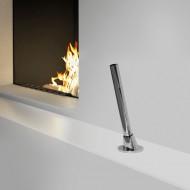 Steinberg Серия 100 Ручной душ с металлическим шлангом 1800мм, с защитой от обратного потока, хром 100 1630