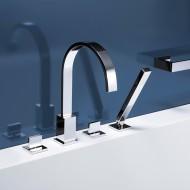 Врезной смеситель для ванны Steinberg 135 (135 2400)