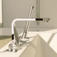 Врезной смеситель для ванны Steinberg 230 (230 2400)