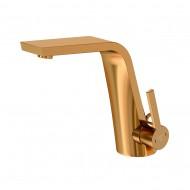 Смеситель для умывальника Steinberg серия 260 Rose Gold, с донным клапаном (260 1000 RG)