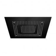 """Steinberg Дождеваяа панель с LED подсветкой """"Relax Rain"""", 600 x 600мм, 3 типа струи, потолочный монтаж, с системой """"изи-клин"""", хромированная нерж. сталь. 390 6620 S"""