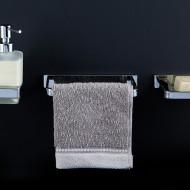 Steinberg Серия 450 Держатель для полотенца, из латуни, хром 450 2500