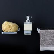 Steinberg Серия 450 Держатель для полотенца 600мм, из латуни, хром 450 2600