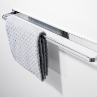 Steinberg Серия 450 Держатель для полотенца 400мм, из латуни, хром 450 2640