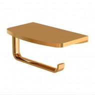 Steinberg Серия 450 Rose Gold Держатель для туалетной бумаги, из латуни, хром 450 2820 RG