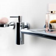 Steinberg Серия 650 Держатель с дозатором для жидкого мыла, из латуни, хром 650 8000