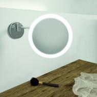 Steinberg Серия 650 Косметическое зеркало с LED подсветкой (650 9030)