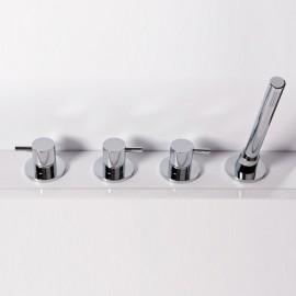Врезной смеситель для ванны Steinberg 270 (270 2480)