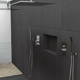 Steinberg Серия 120 Ручной душ, металлический, хром 120 1655