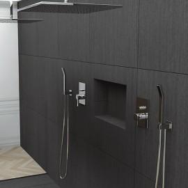 Steinberg Серия 120 Верхний душ 400 x 400 x 8мм (120 1689)