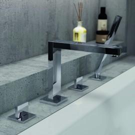 Врезной смеситель для ванны Steinberg 160 (160 2402)