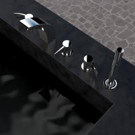 Врезной смеситель для ванны Steinberg 180 (180 2423)