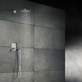 Steinberg Серия 390 Верхний душ 250 x 250 x 2мм, хром 390 1681