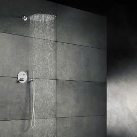 Steinberg Серия 390 Верхний душ 400 мм, хром 390 1689