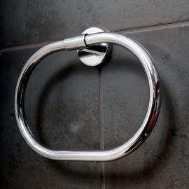 Steinberg Серия 650 Держатель для полотенца, кольцевой, из латуни, хром 650 2500