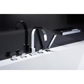 Врезной смеситель для ванны Steinberg 135 (135 2422)