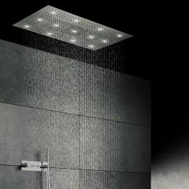 Душевая панель Steinberg Sensual rain с LED-подсветкой